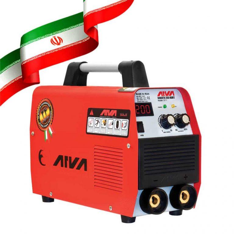 دستگاه جوشکاری اینورتر 200 آمپر IGBT ساخت ایران مدل 2111
