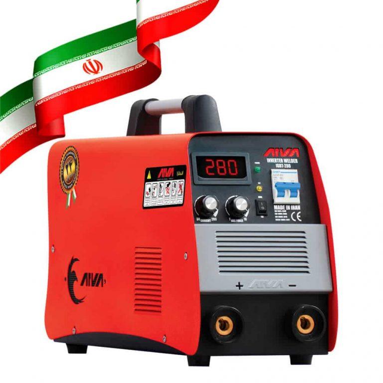دستگاه اینورتر جوشکاری 280 آمپر IGBT ساخت ایران مدل 2118
