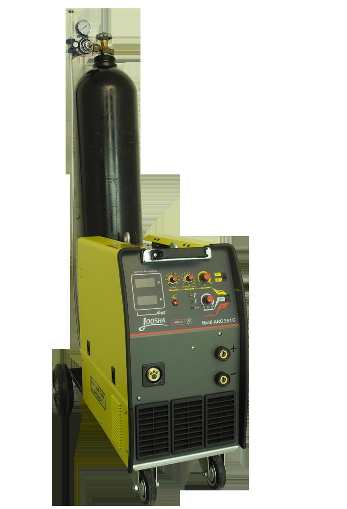 دستگاه چندکاره اینورتری مدل MULTI ARC 351 C هوا خنکMULTI ARC 351 C
