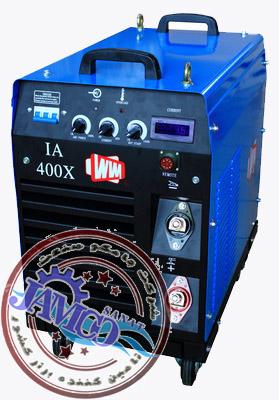 موتور جوش دستی پرتابل  IA400X