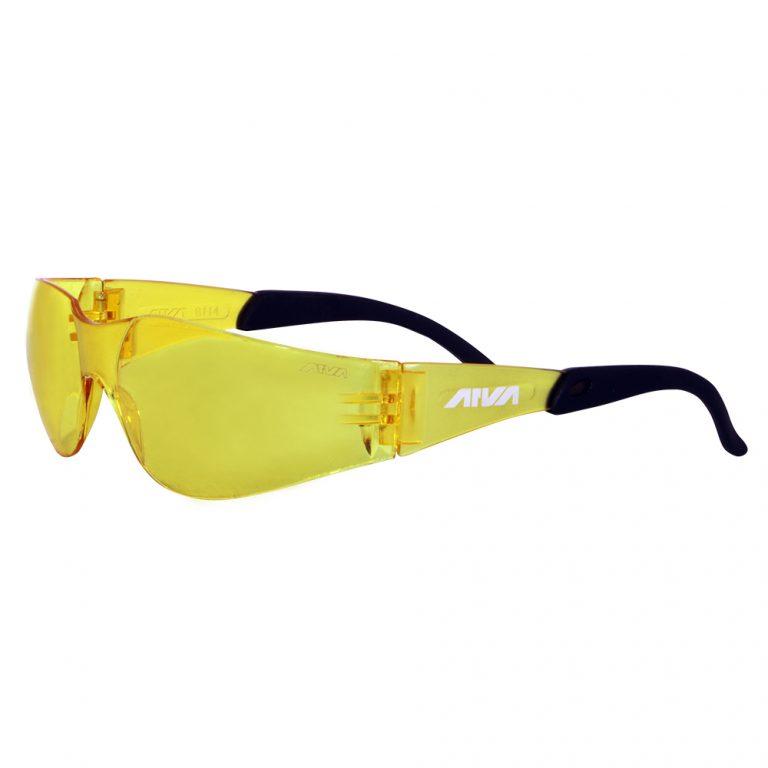 عینک ایمنی آروا مدل 8114