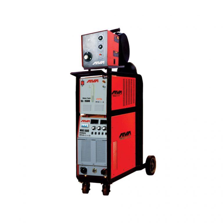 دستگاه جوشکاری MIG500 CO2 آروا