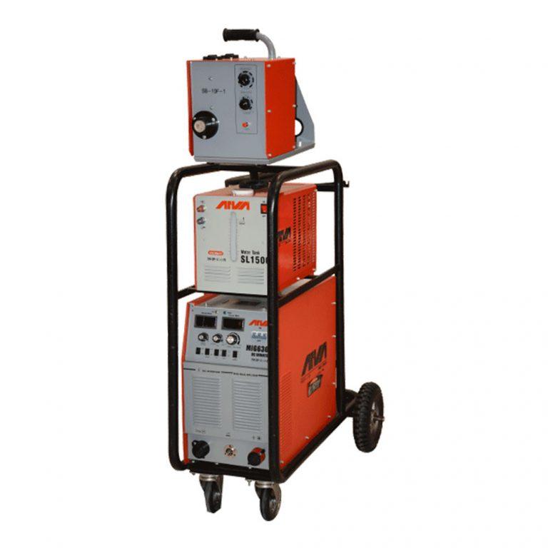 دستگاه جوشکاری MIG630 CO2 آروا