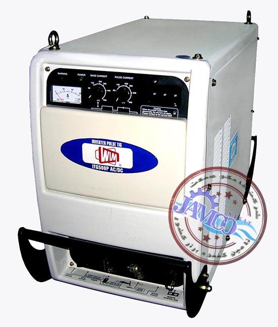 دستگاه جوش آرگون اینورتوری پالس دار ITG 500P ویم مالزی