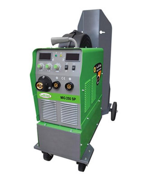 دستگاه جوش اینورتر میگ مگ و الکترود(تکفاز)  MIG250SP