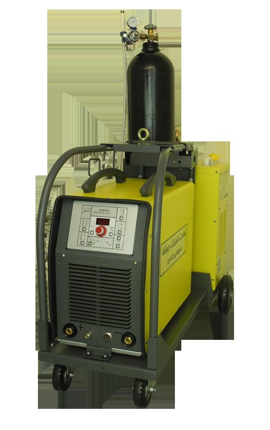 دستگاه جوشکاری تیگ DIGITIG 401 AC-DC