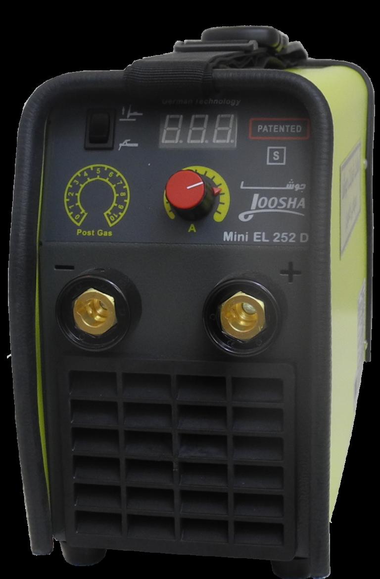 دستگاه اینورتری تکفاز مدل Mini EL 252