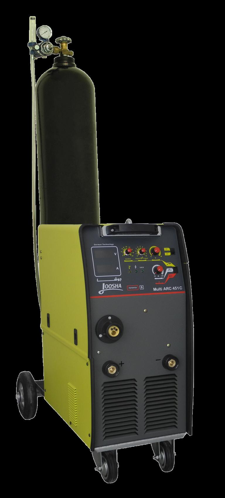دستگاه چندکاره اینورتری مدل MULTI ARC 451C هوا خنک