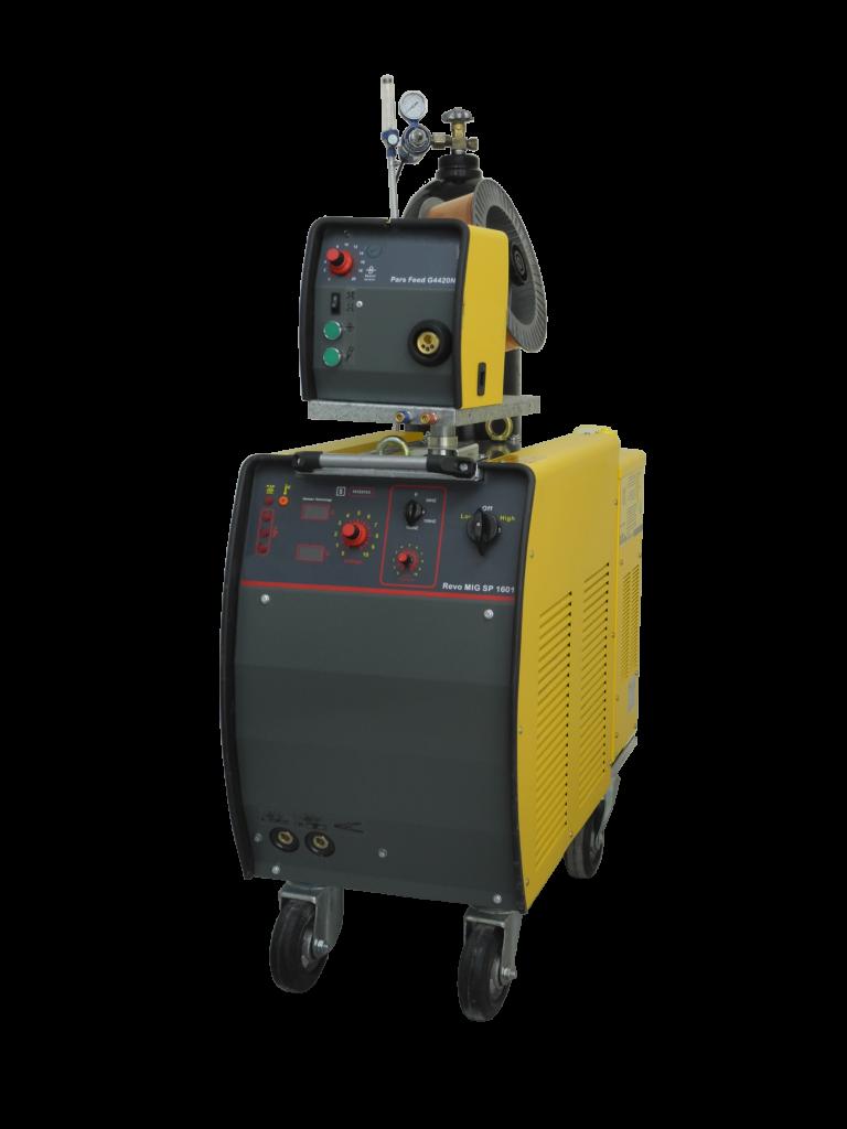 دستگاه جوشکاری مدل PARS MIG-SP 501 هواخنک/آب خنک
