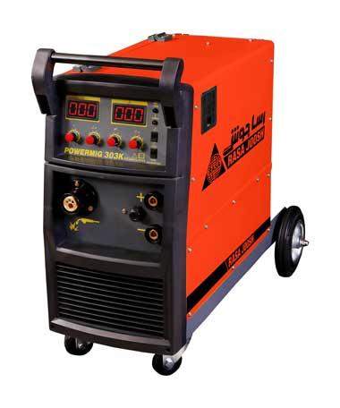 دستگاه پاور میگ مگ رساجوش مدل 303K – 301K