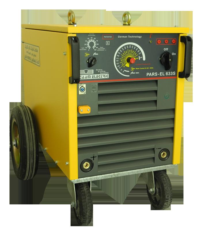 دستگاه ترانسی (رکتیفایر) سه فاز مدل Pars EL 633 S