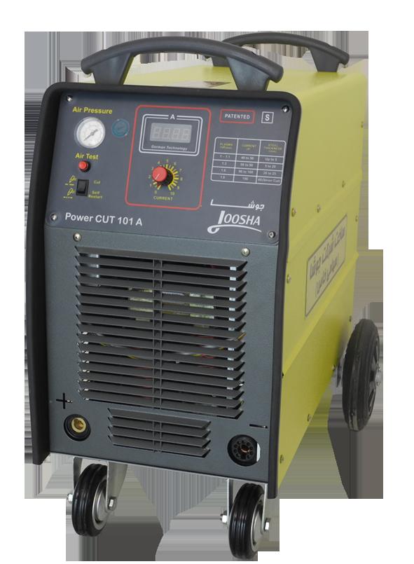 دستگاه برش پلاسما Power Cut 101 A-CNC جوشا