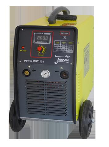 دستگاه برش پلاسما اینورتری Power Cut 131 جوشا