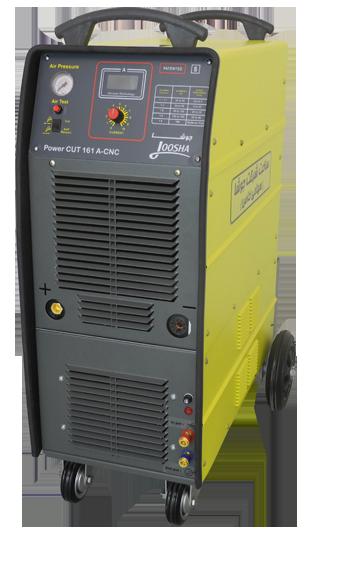 دستگاه برش پلاسما مدل Power CUT 161 A-CNC جوشا