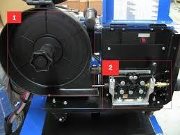 کنترل کننده نرخ تغذیه سیم جوش در دستگاه جوشکاری CO2